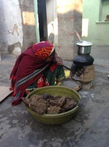 dung cooker